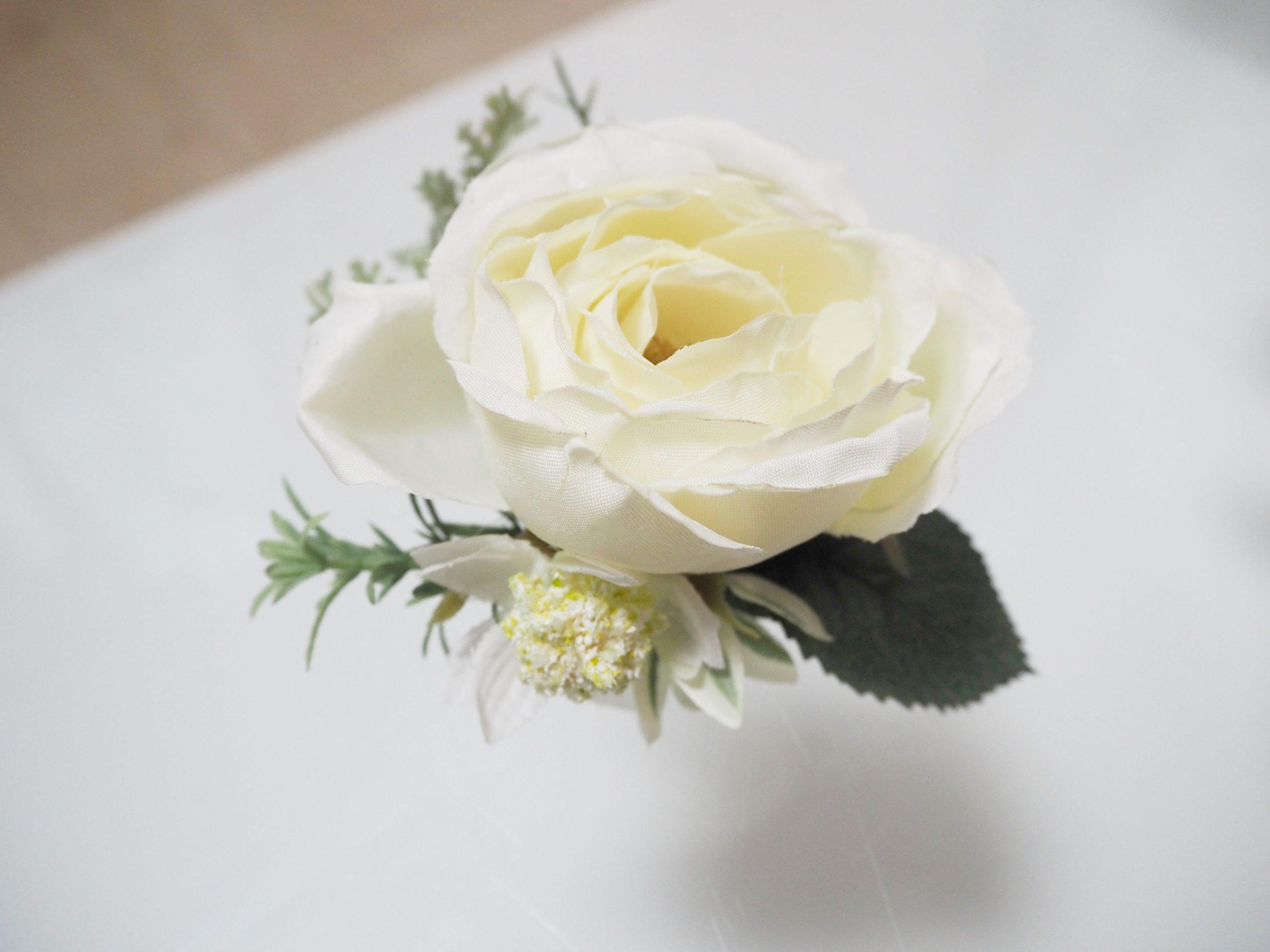 miroomフラワーアレンジメントのバラ2