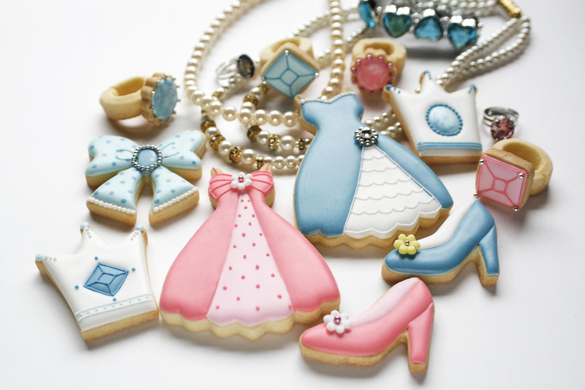 アイシングクッキーデザイン