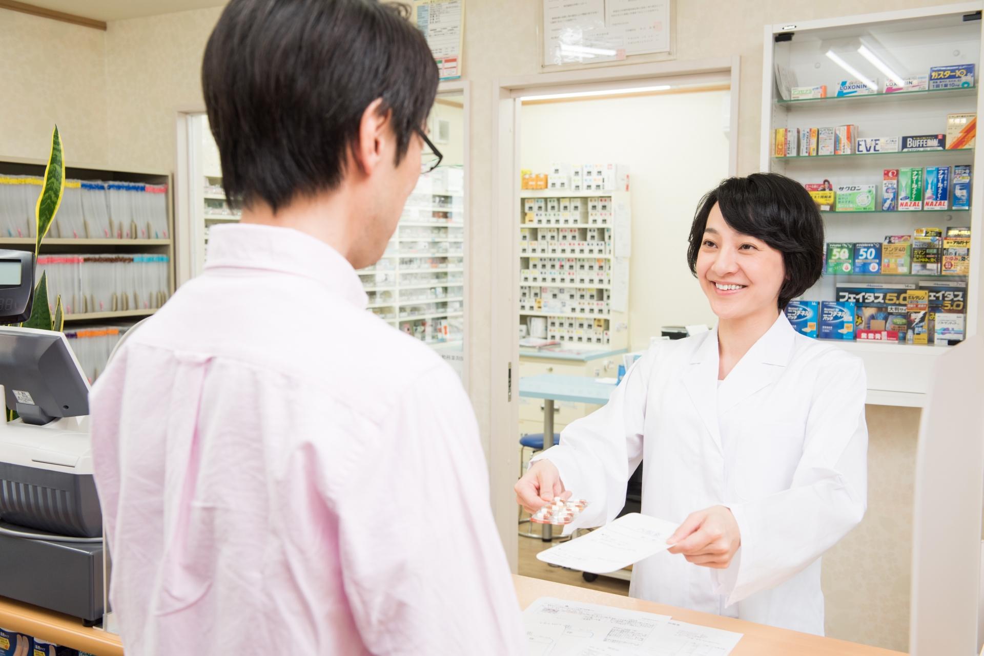 調剤薬局 資格選び方