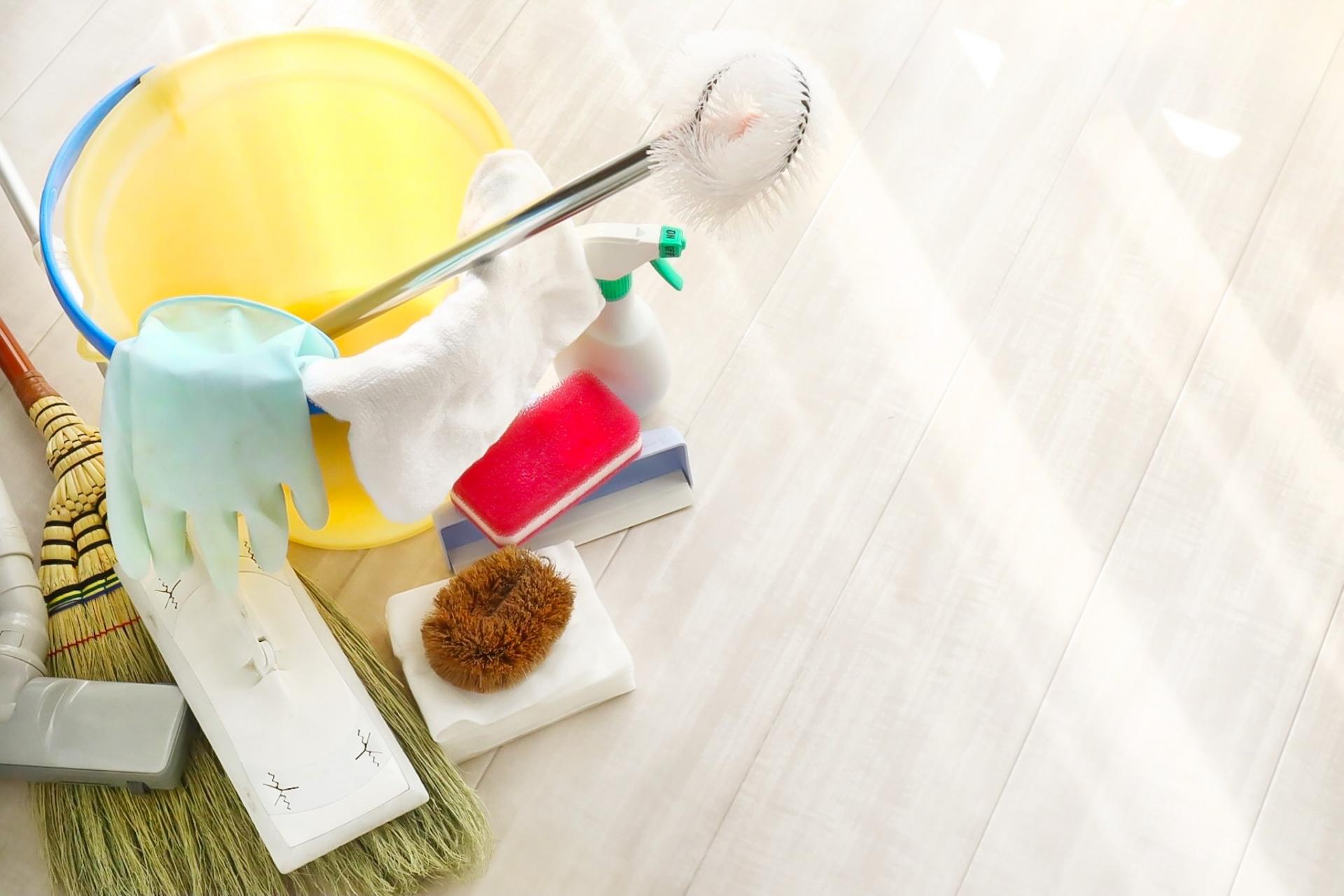 掃除に関する資格一覧